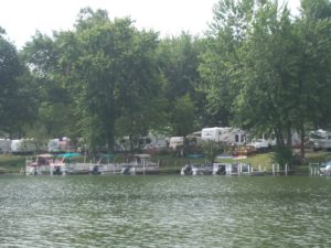 Campgrounds Coldwater Michigan
